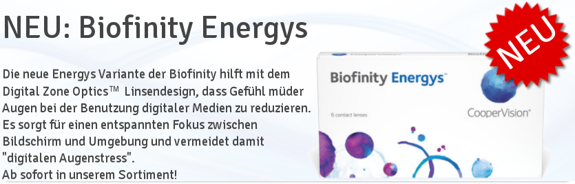 NEU: Biofinity Energys