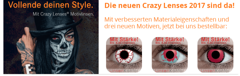 Crazy Lenses 2017
