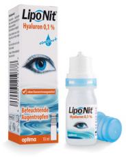 Lipo Nit Augentropfen Hyaluron 0,1% compact
