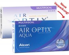 Air Optix Aqua Multifocal 6er Packung