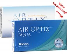 Air Optix Aqua 6er Packung