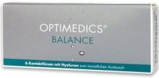 OPTIMEDICS Balance - Methafilcon A 6er Packung