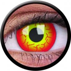 Farbige Kontaktlinsen Darth Maul