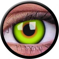 Farbige Kontaktlinsen Mad Hatter (Hutmacher)