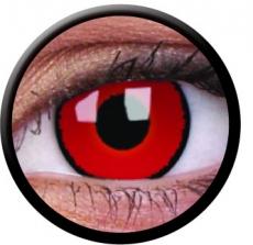 Farbige Kontaktlinsen Voldemort