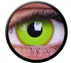 Farbige Kontaktlinsen Avatar