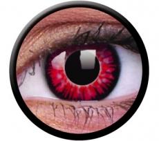 Farbige Kontaktlinsen Vampire