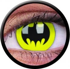 farbige kontaktlinsen bat crusader. Black Bedroom Furniture Sets. Home Design Ideas