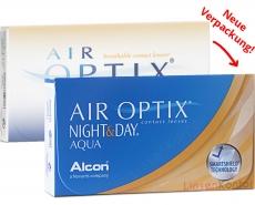Air Optix Night & Day Aqua 6er Packung