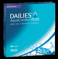 DAILIES AquaComfort Plus MULTIFOCAL 90er Packung