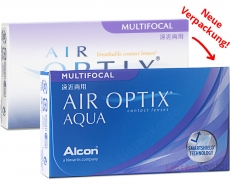 Air Optix Aqua Multifocal 3er Packung