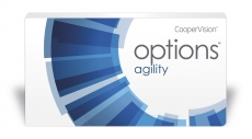 Options Agility - Comfilcon A 3er Packung