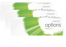 Options 1 Day Extra - ocufilcon D 90er Packung