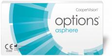 Options Asphere - ocufilcon D 6er Packung