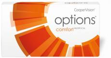 Options Comfort+ Multifocal omafilcon B 3er Packung