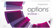 Options Evolve+ fanfilcon A 3er Packung
