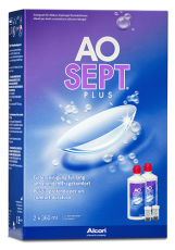 AOSept Plus Multipack 2x 360ml