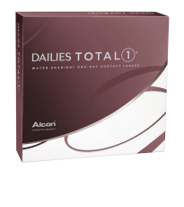 DAILIES Total 1 - 90er Packung