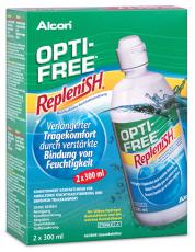 OPTI-FREE RepleniSH Vorratspack 2x300ml