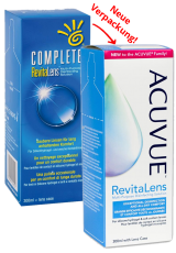ACUVUCE (COMPLETE) RevitaLens 300 ml