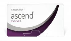 ascend evolve+ Kontaktlinsen