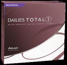 DAILIES Total 1 Multifocal - 90er Packung