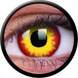 Farbige Kontaktlinsen mit Stärke Wildfire