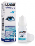 Lipo Nit Augentropfen GEL Hyaluron 0,3 % compact