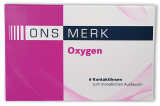 ONS MERK Oxygen - Innofilcon A 6er Packung
