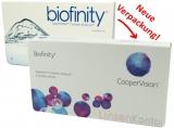 Biofinity - Comfilcon DK 128 6er Packung