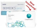 Biomedics Toric 6er Packung