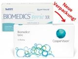 Biomedics Toric XR 6er Packung