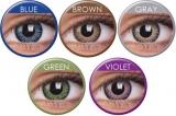 Farbige Kontaktlinsen - 3 Tones