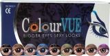Farbige Kontaktlinsen - Big Eyes