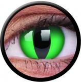 Farbige Kontaktlinsen mit Stärke Anaconda