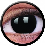 Farbige Kontaktlinsen BlackOut