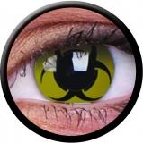 Farbige Kontaktlinsen Biohazard
