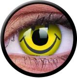 Farbige Kontaktlinsen Smiley