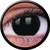 Farbige Kontaktlinsen Black Screen
