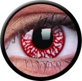 Farbige Kontaktlinsen Blood Shot