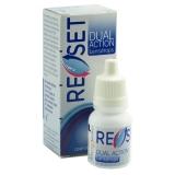 Reset Dual Action Lensdrops Nachbenetzung Tropfen 10ml