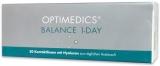 OPTIMEDICS Balance 1-Day 30er Packung