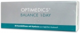 OPTIMEDICS Balance 1-Day Testlinse
