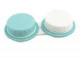 i-case Kontaktlinsenbehälter mit Datumsanzeige