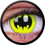 Farbige Kontaktlinsen Bat Crusader