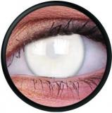 Farbige Kontaktlinsen-Paar Blind White