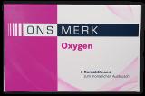 ONS MERK Oxygen - Innofilcon A Testlinse