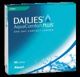 DAILIES AquaComfort Plus TORIC 90er Packung