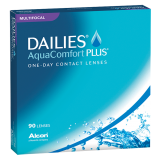 DAILIES AquaComfort Plus MULTIFOCAL 90er Packung