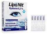 Lipo Nit Augentropfen GEL Hyaluron 0,3% mono